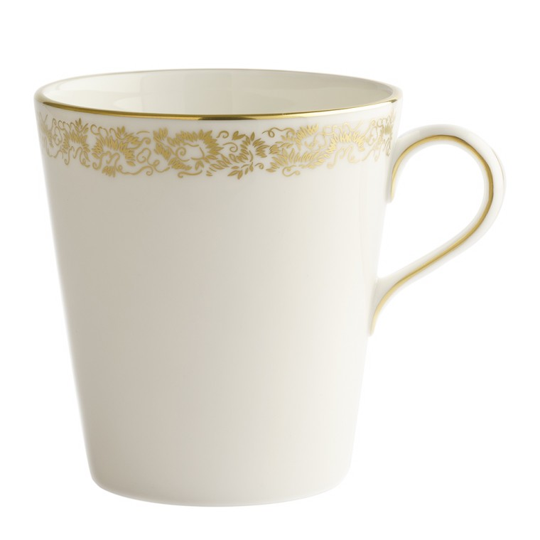 AVES GOLD NARROW BORDER - BEAKER