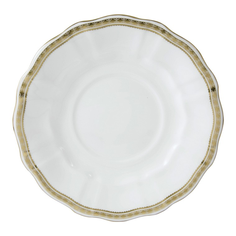 CARLTON GOLD - SAUCE BOAT STAND