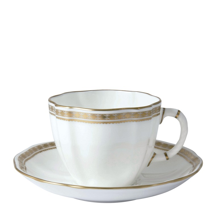 CARLTON GOLD - TEA SAUCER