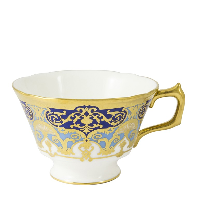 HERITAGE COBALT & DARK BLUE - TEA CUP