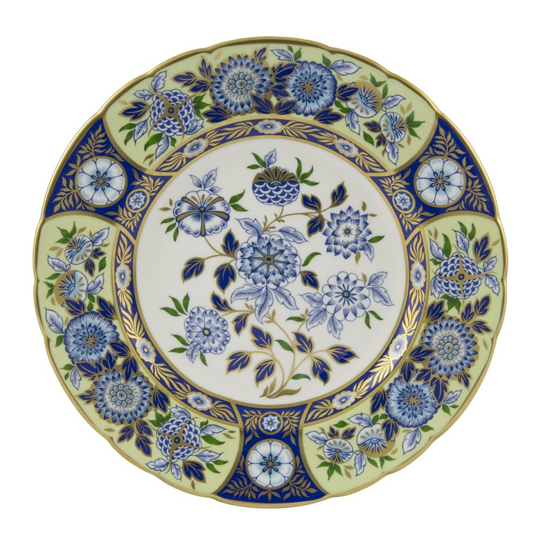 MIDORI MEADOW ACCENT PLATE (BOXED)