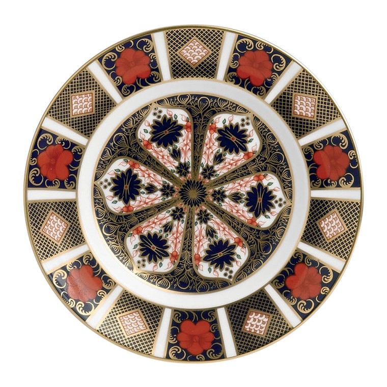 PLATE - 21.65CM (BOXED)