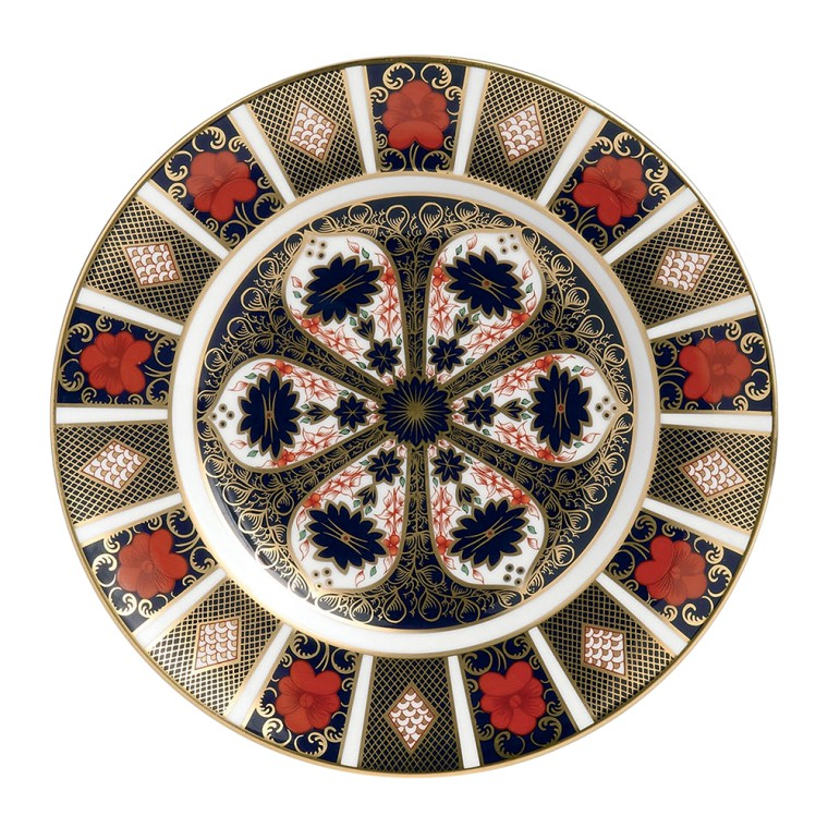 PLATE - 27CM (BOXED)