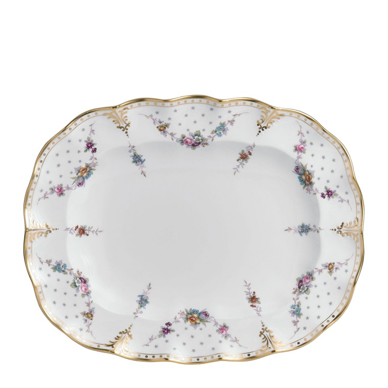 ROYAL ANTOINETTE - OVAL DISH (41.75cm)