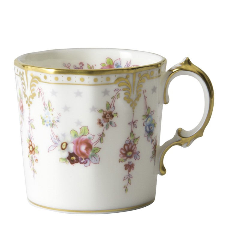 ROYAL ANTOINETTE - COFFEE CUP