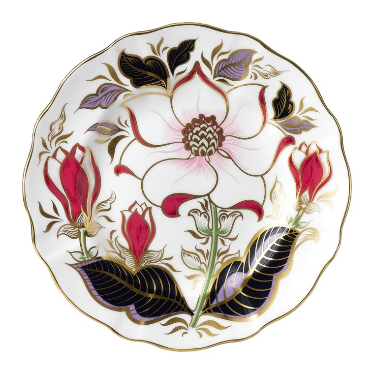 SEASONAL ACCENT PLATES 21.5CM - SPRING SERENADE