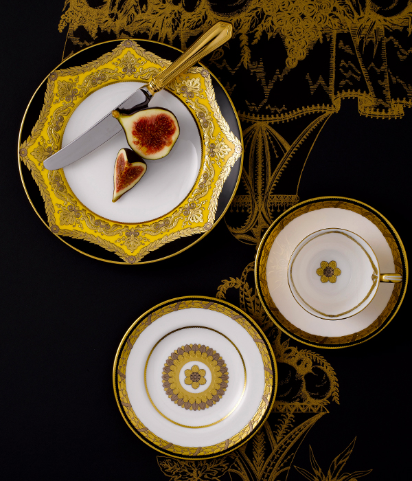 Tableware by Royal Crown Derby