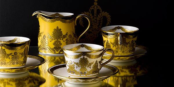 Amber Palace Tableware - Royal Crown Derby