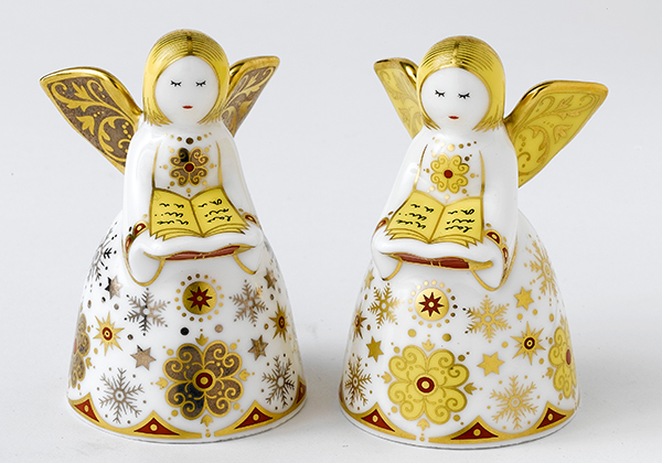 Angels - Royal Crown Derby
