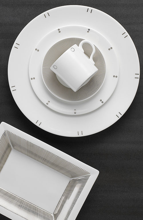 Rolls Royce Tableware