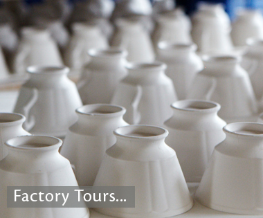 Factory Tours - Royal Crown Derby