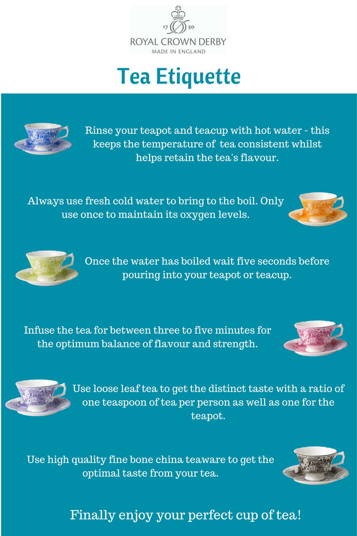 National Tea Day Infographic