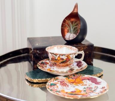 Olde Avesbury Cup and saucer