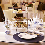 1750 Tea Room Fine dining experience