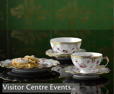 Visitor Centre Events - Royal Crown Derby