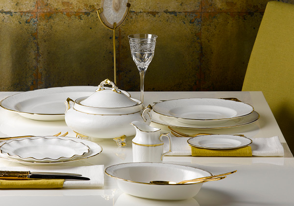 Darley Abbey Pure Tableware - Royal Crown Derby